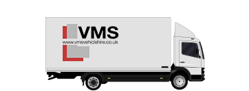HGV Hire from VMS Vehicle Hire