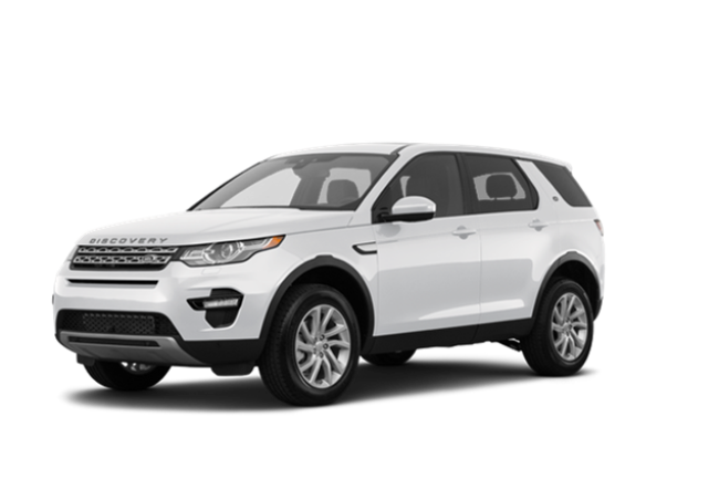 Land Rover Discovery Sport Car Hire Deals
