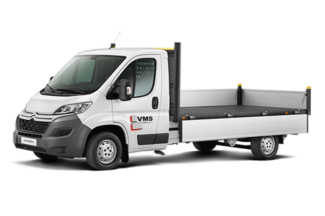 Dropside Tipper Ford Car Hire Deals