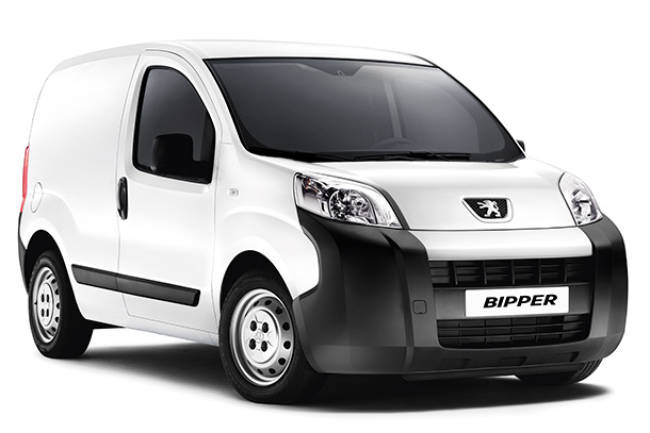 Peugeot Bipper Car Hire Deals