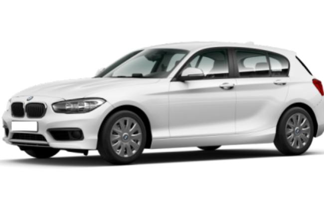 BMW 1 series Car Hire Deals