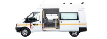 Utility Hire from VMS Vehicle Hire