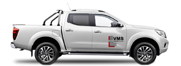 4x4 Hire from VMS Vehicle Hire
