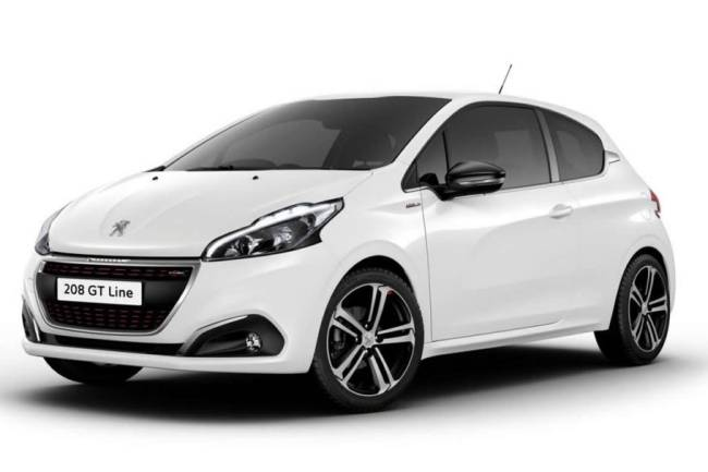 Peugeot 208 Car Hire Deals