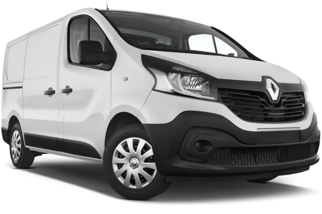 Renault Trafic Car Hire Deals