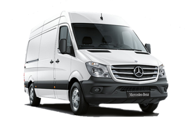 Mercedes Sprinter Car Hire Deals
