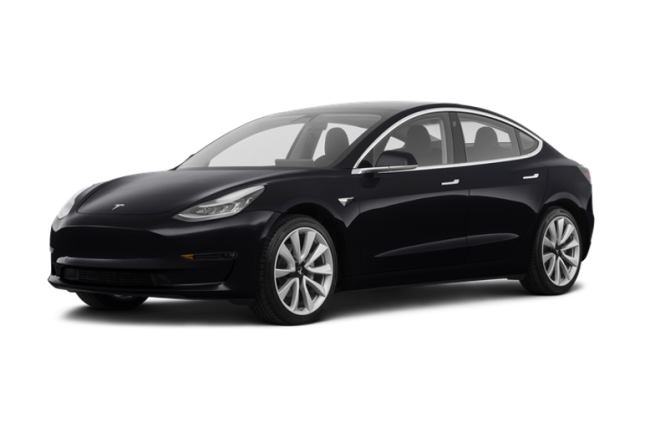 Tesla Model 3 Car Hire Deals
