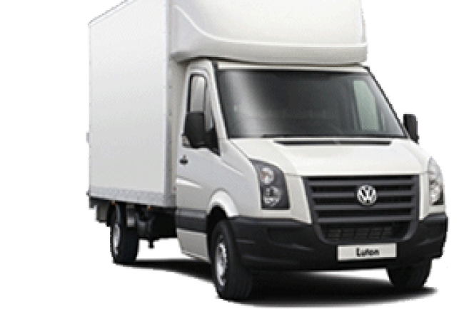 Volkswagen Luton Box Car Hire Deals